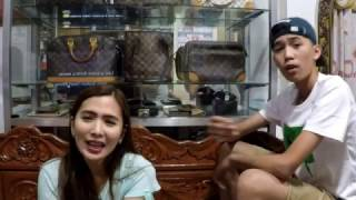 Like I'm gonna lose you Cover By Aldrich Ang and Mommy Duday