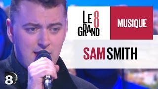 Sam Smith - Stay With Me (Live @ Le Grand 8)
