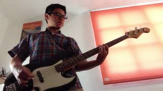 Before the bridge (bass cover) - Future Islands
