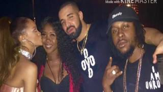 Drake x Popcaan -My  Chargie