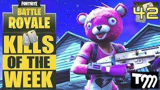 Fortnite Battle Royale - Top 10 Kills of the Week #42 (Best Fortnite Kills)