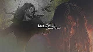 ➤ Kara Danvers | Goodbye, Gravity.