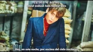 SHINee - Don't Let Me Go 투명 우산 [Sub Español + Hangul + Rom] HD