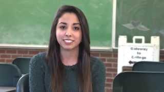 Student Spotlight: Michael Cruz