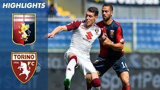 Genoa - Torino 1-2 - Highlights - Giornata 38 - Serie A TIM 2017/18