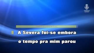 ♫ Karaoke Ó TEMPO VOLTA PRA TRÁS  - Popular