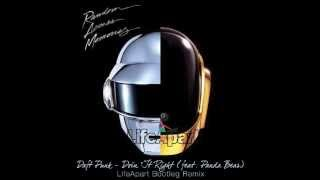 Daft Punk - Doin ´It Right (feat. Panda Bear) LifeApart Bootleg Remix