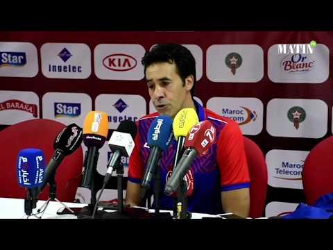 Video : Coupe du Trône WAC-OCS : Ambiance et déclarations des coachs