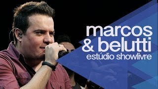 """""""Calma aí"""" - Marcos & Belutti no Estúdio Showlivre 2014"""