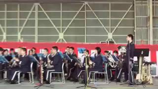 JapanAirforceBand Kimi no na wa  - Zen Zen Zense(前前前世)Japan Air Self-Defense Force:JASDF Band