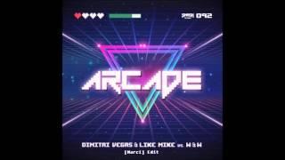 Dimitri Vegas & Like Mike vs W&W ft Armin van Buuren & Hardwell - Ping Pong Arcade [Marci] Edit