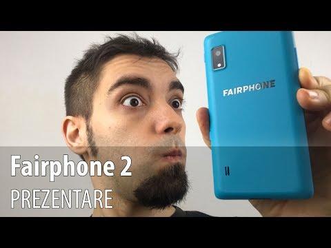 Fairphone 2, telefon complet modular şi uşor de reparat (prezentare)