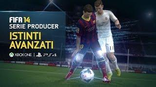 FIFA14 - Diario degli sviluppatori - Istinti Avanzati