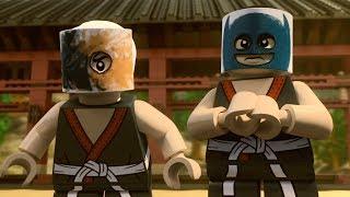 LEGO Justice League Gotham City Breakout | Deathstroke's Origin | DC Kids