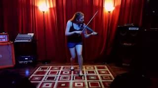 September- Earth, Wind and Fire (ELECTRIC VIOLIN COVER)