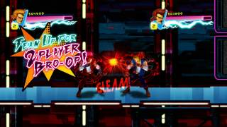 Official Launch Trailer for Double Dragon Neon