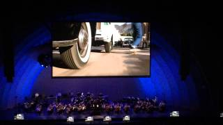 Back to the Future Live in Concert at the Hollywood Bowl - Marty's Escape