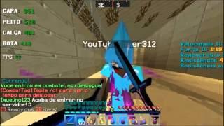 [X1] NerdBlack vs YouTuberGamer312 [BoostCraft]
