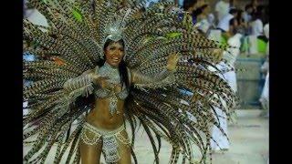 Carnaval no Brasil: trajes originais e belas mulheres
