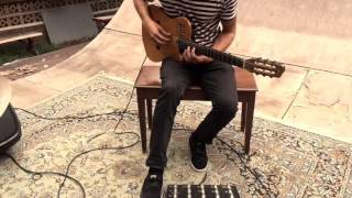 """Little Dragon """"Little Man"""" cover by Vimana - Dusty Brough and Julien Cantelm"""