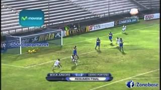 Boca Juniors 1-2 Cerro Porteño - Copa Libertadores Sub 20