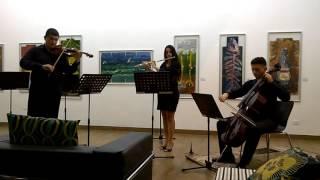 Haydn - Divertimento no.1 - Menuetto - Trio da Orquestra Monte Cristo