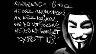 Anonymous Rap Song - Hackers With Lyrics