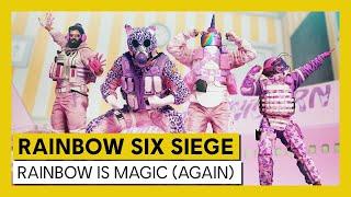 "Rainbow Six Siege April Fool\'s \""Rainbow Is Magic\"" event returns"