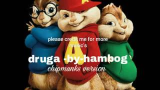 droga by hambog  with chipmunks version remake by rap one