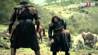 """Diriliş """"Ertuğrul"""" - Turgut Alp Kardeşlerine Saldırıyor (17.Bölüm)"""