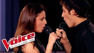 The Voice 2015│Law VS Quentin Bruno - Chou Wasabi (Julien Doré)│Battle
