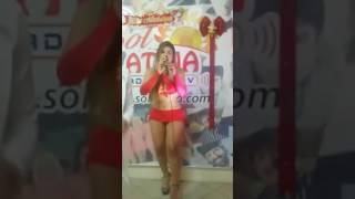 Desfile de lenceria de Selena Meza (en sol latina tv)