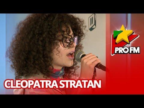 Cleopatra Stratan - Pupa-ma | ProFM LIVE