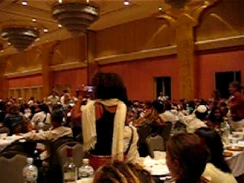World's Largest Seder Pesach (Passover Feast)