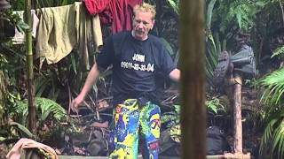 Johnny Rotten At One With Nature | I'm A Celebrity... Get Me Out Of Here!