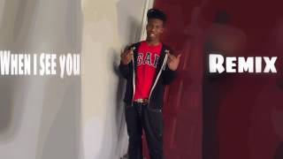 Lil Tez4 - When I See You ( Remix )