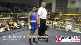 Aurora Guadalupe Salzar vs Yesenia Ramirez