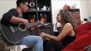 Agua - Jarabe de Palo (Cover) // Argelys Macias ft Byron Davila