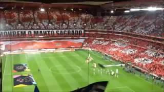 Show Super Dragões | clássico Benfica 1-1 FC Porto 2017