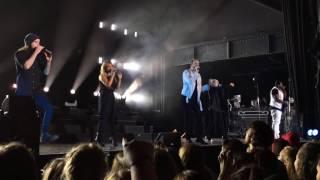 PTX - Pentatonix - No (Meghan Trainor Cover) live @ Palladium Köln - 04.06.2016 HD