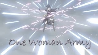 ◆ Guren「AMV」One woman army
