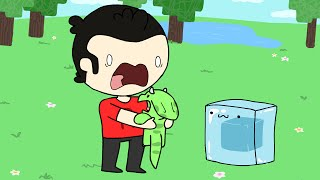 """""""DINO KILLER"""" Minecraft Animated Short"""