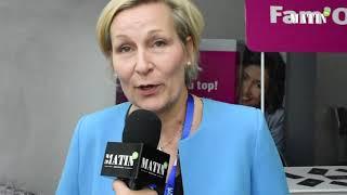 Izabelle Deprez : « L'entreprise doit tenir compte des réalités de la vie de la femme.