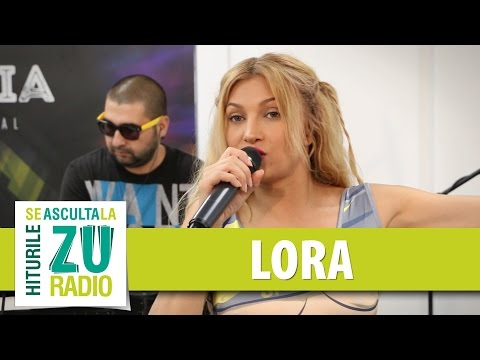 Lora - Send My Love (To Your New Lover) (Cover Adele - Live la Radio ZU)