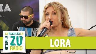 Lora - Send My Love (To Your New Lover) (Cover Adele - Live la Radio ZU)