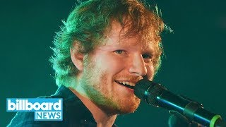 Ed Sheeran Reveals Orchestral Version of 'Perfect' With Andrea Bocelli Is Coming | Billboard News