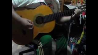 los corazones solitarios ( el tiempo que has llorado)  guitarra cover