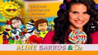 Opening dvd aline barros e cia 1 2006
