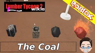 Roblox - Lumber Tycoon 2 - Coal