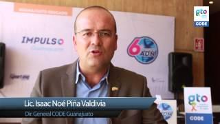 Carrera Reto ADN   Entrevista Lic  Isaac Piña